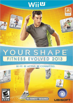 Your Shape Fitness Evolved 2013 (NA)