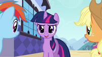 Twilight &#39;we&#39;re going to the Crystal Empire&#39; S3E01