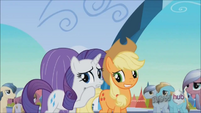 Rarity &#39;For the traditional crafts booth&#39; S3E2