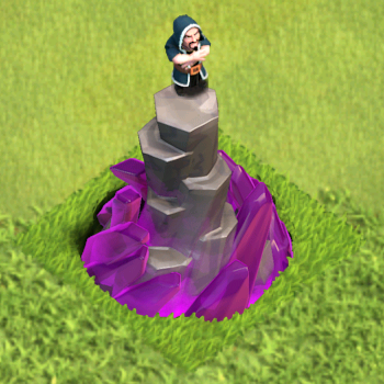 Wizard tower(clash of clans)