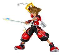 Sora (Valor Form) KHII