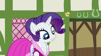 Rarity &#39;Perhaps not my finest&#39; S3E3