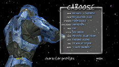 Caboose S4 Bio