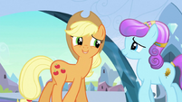 Applejack &#39;I hear ya&#39; S3E2