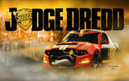 Cars judge dredd by danyboz-d4nyue4
