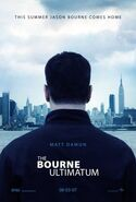 Bourne Ultimatum Postr 3
