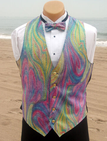 Size of this preview  363   215  479 pixels   Other resolutions  182    Rainbow Wedding Tux