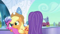 Applejack &#39;You don&#39;t wanna miss that!&#39; S3E2