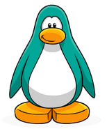 Aqua Penguin Create