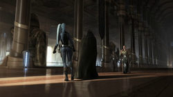Jedi Temple Great Hall