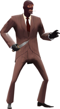 TF2 Your Eternal Reward Third Person Red