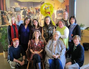 The 2011-2012 Jim Henson Foundation Board of Directors