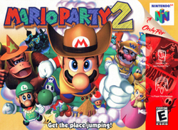 Mario Party 2 (NA)