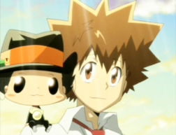 Tsuna &amp; Reborn Drawing Days