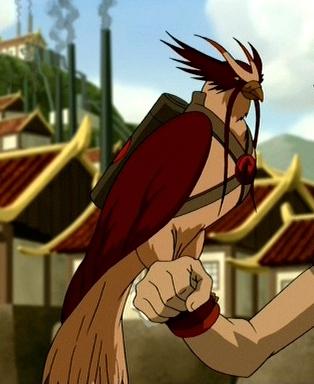Messenger Hawk Hawky