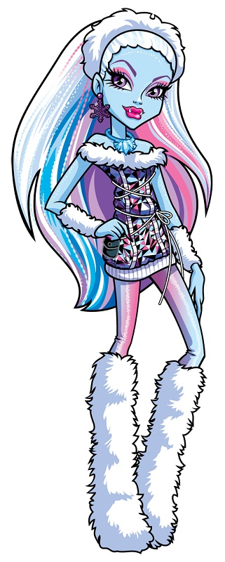 Abbey bominable monster high wiki - Monster high image ...