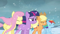 Twilight &#39;Then it must already be protected&#39; S3E1