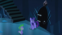 Twilight &#39;King Sombra&#39;s dark magic&#39; S3E2