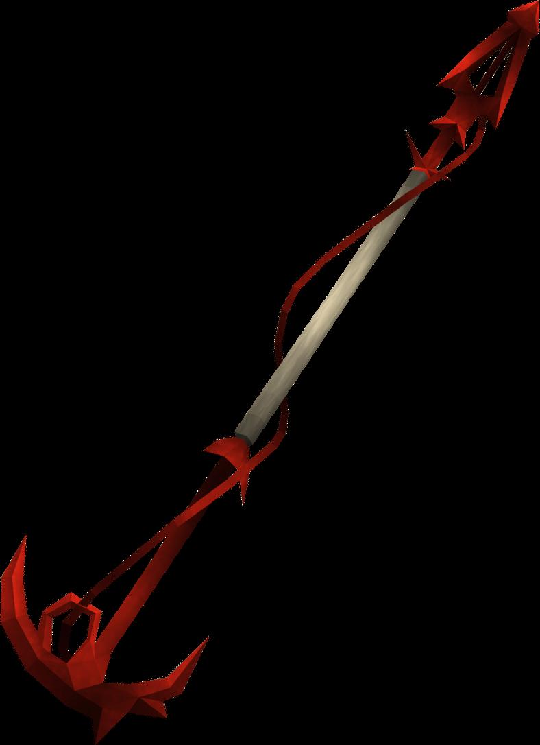 Elucidia's Armory Dragon_spear_detail