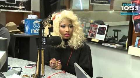 Interview With Nicki Minaj at The Breakfast Club Power 105