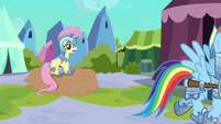 Rainbow Dash &quot;I got a reputation to maintain&quot; S3E02