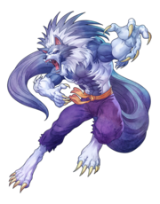 Darkstalkers Resurrection Jon Talbain 01