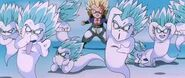 Gotenks y sus fantasmas