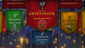 Pottermore 2nd Cup