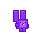 Purple Rabbit 1