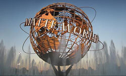 Matte World company logo