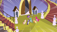 Twilight &#39;I passed!&#39; S3E2