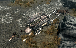 Ambushed Caravan