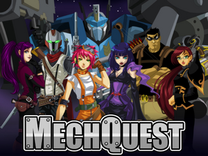 MechQuest Logo
