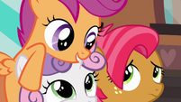 Scootaloo &#39;Seriously, we are gonna have a blast&#39; S3E04