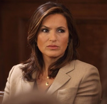 ... Det Olivia Benson In Hot Police Drama Law Order | Short Hairstyle 2013