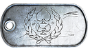 Squad Deathmatch Medal Dog Tag