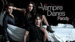 The Vampire Diaries Parody by The Hillywood Show®