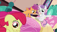 Sweetie Belle 'To Applejack' S3E4
