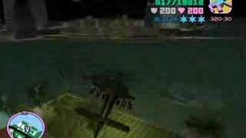 Blowing Up The Dodo in Vice City