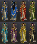 DW7E Female Costume 41
