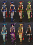 DW7E Female Costume 43