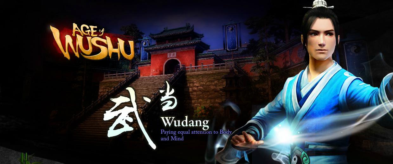 Age of wushu wallpaper wudang