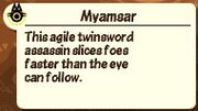 Myamsardescription