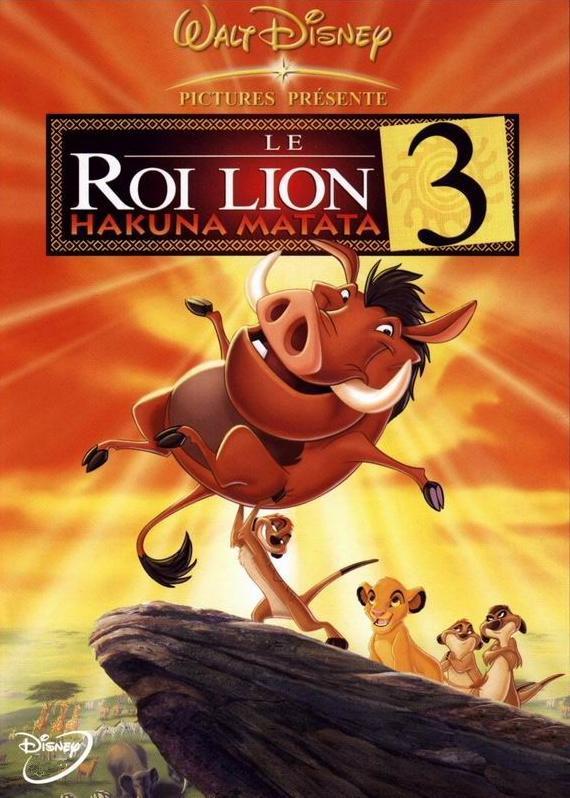[MULTI]  Le Roi Lion 3: Hakuna Matata [DVDRIP] [FRENCH]