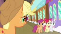 Applejack &#39;You&#39;ve never met Babs Seed&#39; S3E4