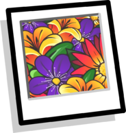 Bright Flowers clothing icon ID 9022