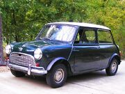 1963 MkI Mini