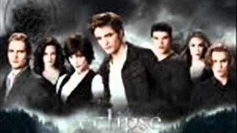 The twilight characters theme songs