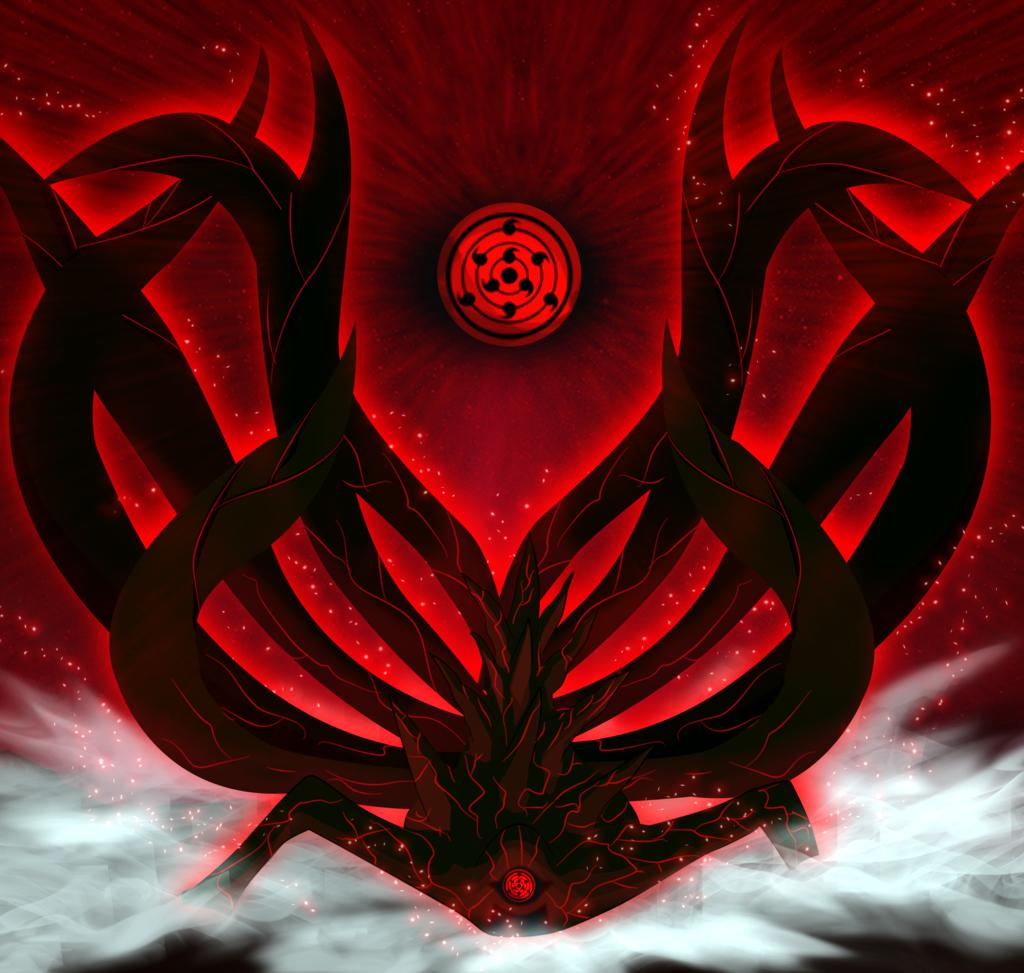 Ten-Tails - Blood of Darkness WikiNaruto Shippuden Jinchuuriki 10 Tails