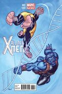 All-New X-Men Vol 1 3 McGuinness Variant